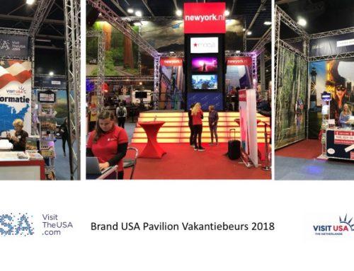 Brand USA Pavilion