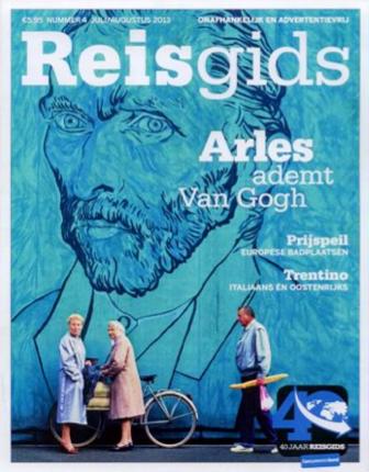 De Camargue en Arles: Wilde paarden en Van Gogh