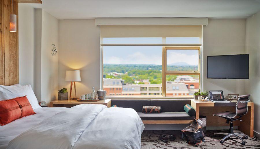 Hotel Vermont ideale uitvalsbasis tijdens Amerikaanse Indian Summer