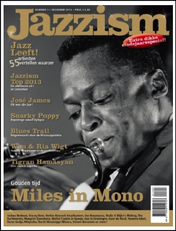 Cover Jazzsim dec13