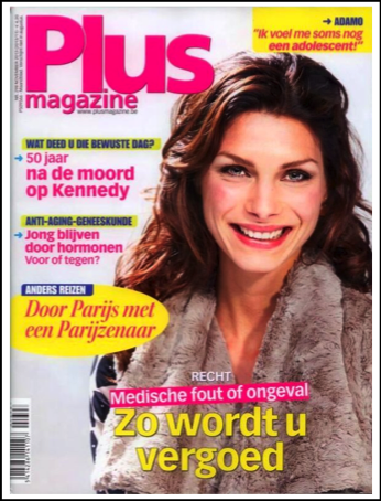 Cover Plus Magazine