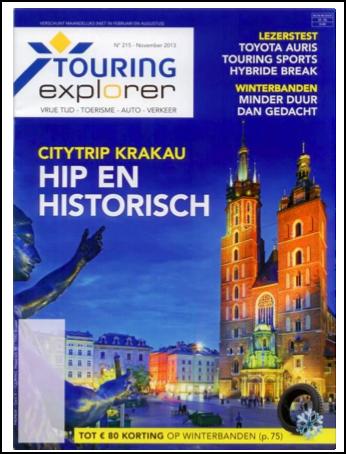 Cover Touring Explorer
