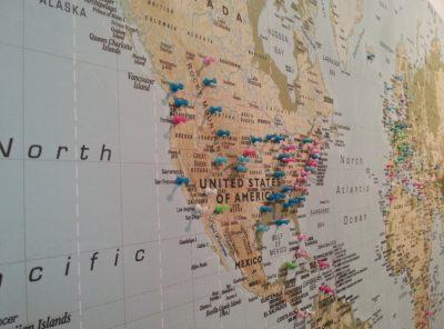 Amerika blijft populaire bestemming bij inwoners Benelux