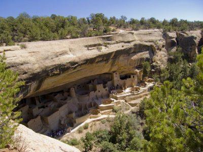 Colorado's nationale parken vieren honderd jaar National Park Service in 2016