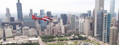 Nieuwe attractie in Chicago