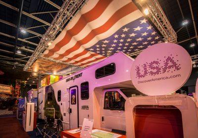 Brand USA Paviljoen maakt zich op voor Vakantiebeurs 2016