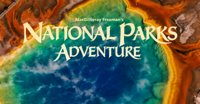 Brand USA Paviljoen introduceert National Parks Adventure film op Vakantiebeurs