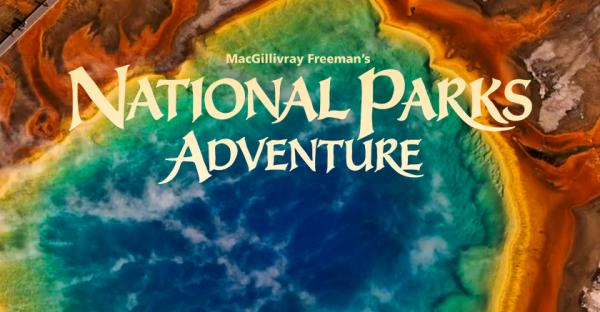 Brand USA Paviljoen introduceert National Parks Adventure film op Vakantiebeurs