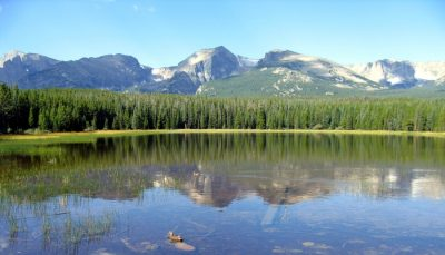 Rocky Mountain National Park in top 3 van nationale parken Amerika