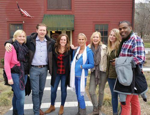 Nederlandse en Duitse touroperators ontdekken de staten van New England (VS)