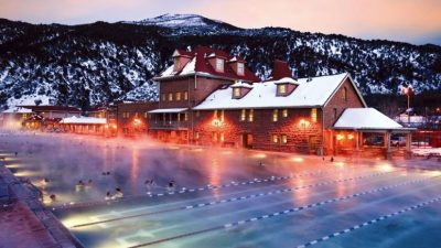 Nieuwe rondreis langs Colorado's heetwaterbronnen gelanceerd