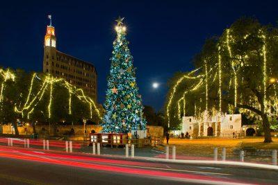 Kerst groter dan ooit in Texas