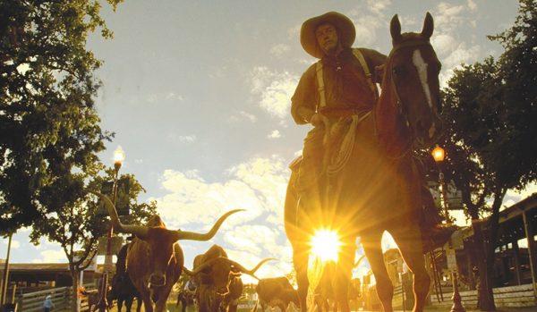 Texas viert cowboycultuur