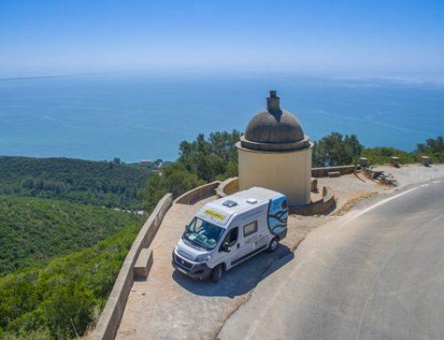 Nieuw: glamping on wheels in Zuid-Europa