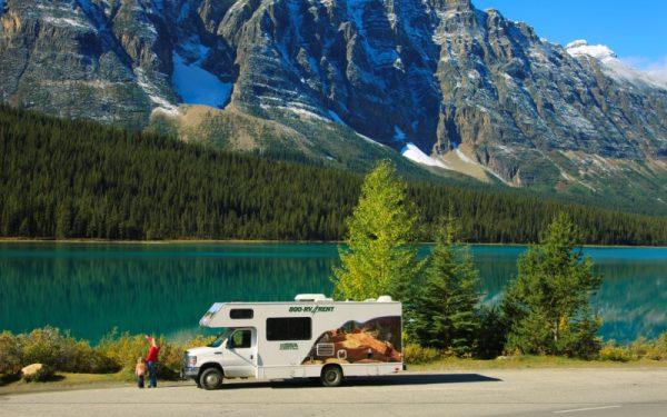 Camperreizigers kiezen massaal voor Canada