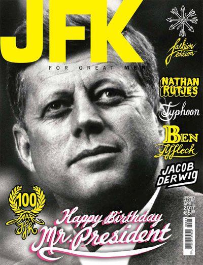 Het Wilde Westen publicatie in JFK