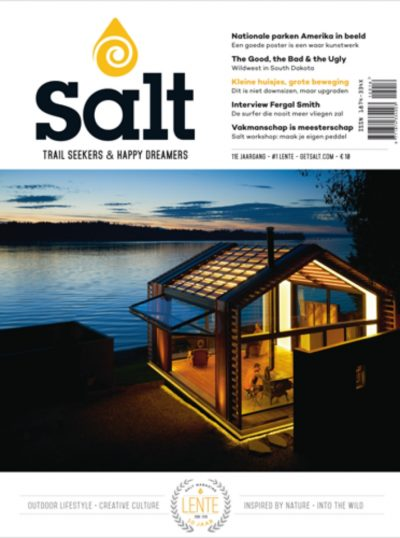 Wildwest in South Dakota, Salt Lente 2016