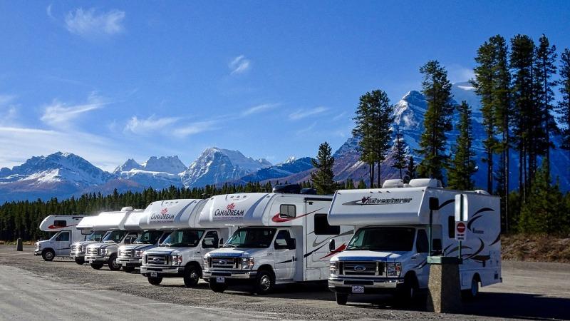 Increase of camper providers worldwide