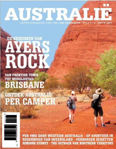 Australia per camper