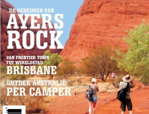 Australië per camper
