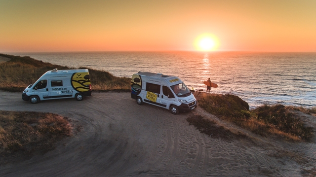 Europe travelers also enjoy the convenience of camper rental