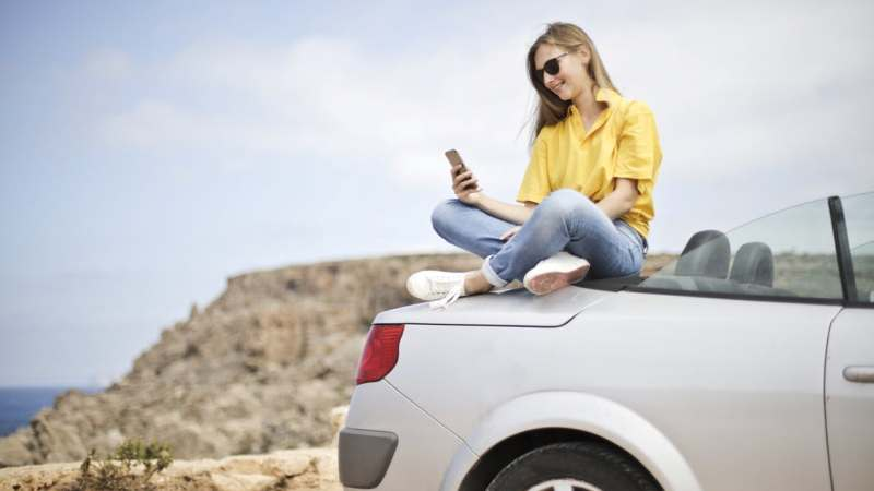 Car rental in Belgium: more reservations via mobile phones