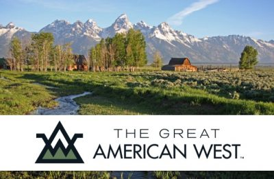 he Real America wordt The Great American West