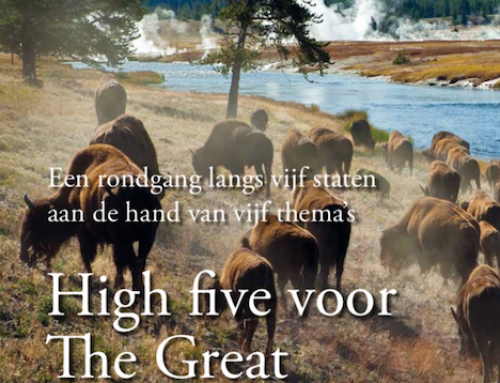 High Five voor The Great American West