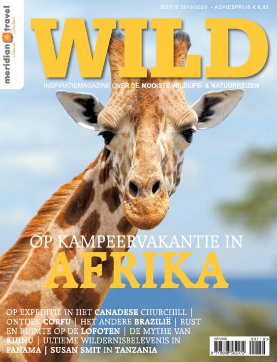 Meridian Magazine Wild